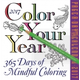 Color Your Year 2018 Page-A-Day Calendar