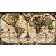 Historical Conquest Burning Map Play Mats