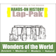 Hands-On History Lap-Pak - Wonders of the World