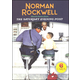 Norman Rockwell Small Format Art Postcard Book