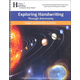 Exploring Handwriting Through Astronomy: Cursive