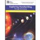 Exploring Handwriting Through Astronomy: Print