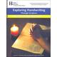 Exploring Handwriting Through Scripture: Print