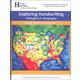 Exploring Handwriting Through US Geography: Cursive
