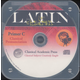 Latin for Children Primer C Chant CD Only: Classical Pronunciation