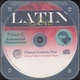 Latin for Children Primer C Chant CD Only: Ecclesiastical Pronunciation