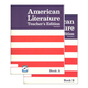 American Literature Teacher Edition Book with CD 3rd Edition