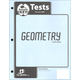 Geometry Tests Answer Key 4th Edition