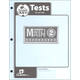 Math 2 Tests Answer Key 4th Edition