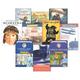 Memoria Press 4th Grade American/Modern Studies Supplemental Reading Sets