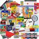 Memoria Press Book of Crafts Kindergarten Supply Bundle