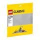 LEGO Classic Gray Baseplate (10701)