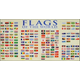 Flags of the World SharpChart