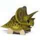 Eugy 3D Tricera Dodoland Model