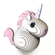 Eugy 3D Unicorn Dodoland Model