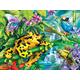 Rainforest Friends - Frogs Puzzle (100 pieces)