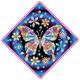Sequin Art Stardust Butterfly
