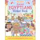 Ancient Egyptians Sticker Book (Sticker History)