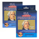 U.S. Presidents Go Fish Game with History Book
