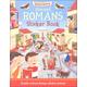 Ancient Romans Sticker Book (Sticker History)