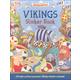 Vikings Sticker Book (Sticker History)