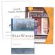 Essentials in Literature Level 8 Combo (DVD, Workbook, Teacher Handbook & Novel)