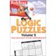 Puzzle Baron's Logic Puzzles - Volume 2