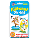 Alphabet Old Maid Challenge Cards