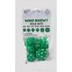 Who Knew? Dice Set - Green
