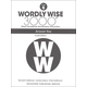 Wordly Wise 3000 4th Edition Key Book 6