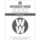 Wordly Wise 3000 4th Edition Key Book 12