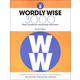Wordly Wise 3000 4th Edition Student Book 8