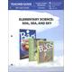 Elementary Science: Soil, Sea, & Sky Teacher Guide