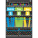 Place Value Pocket Chart - Chalkboard Brights