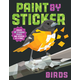 Paint By Sticker: Birds