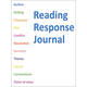 Reading Response Journal - 32 pages