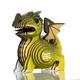 Eugy 3D Dragon Dodoland Model