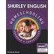 Shurley English Homeschool Workbook Level 6