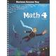 Math 4 Reviews Key 3rd Edition