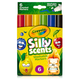 Crayola Silly Scents Chisel Tip Markers - 6 count
