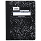 Mead Black Marble Composition Book 100 Sheets