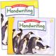 Zaner-Bloser Handwriting Grade K Homeschool Bundle-Student Edition/Practice Masters (2016 edition)