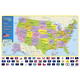 United States for Kids Wall Map