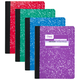 Mead Square Deal Color Composition Book 3-Subject 120 Sheets