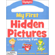 My First Hidden Pictures Learning Fun (My First Write-On, Wipe-Off Board Books)