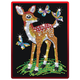 Sequin Art Red Fiona Fawn
