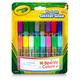 Crayola Mini Washable Glitter Glue - 16 count