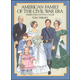 American Family of the Civil War Era Paper Dolls