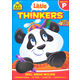 Little Thinkers Preschool (64 pages)