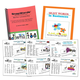 SnapWords Pocket Chart Cards Kit - 306 Snapwords (Volume 1 )
